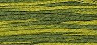 WDW Cotton Floss Bullfrog 2202