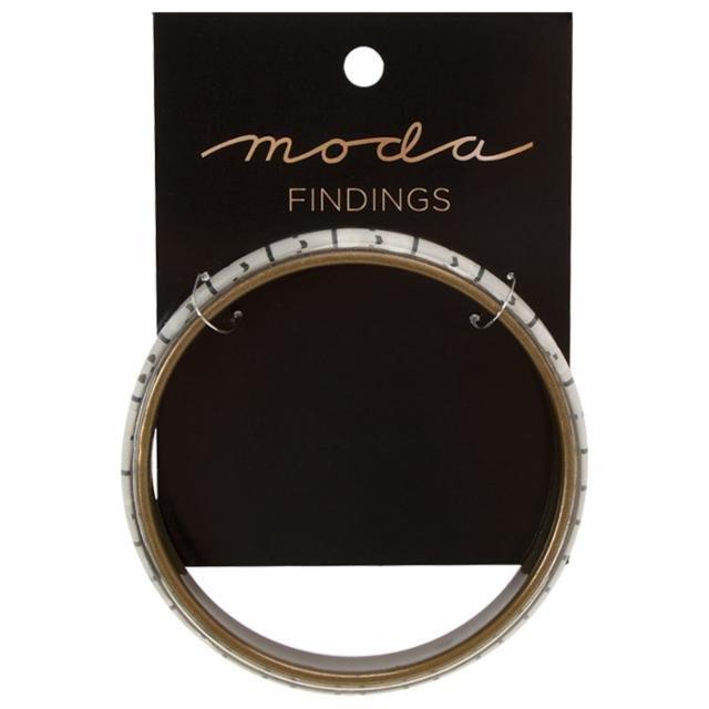 Bracelet Bangle Tape Measure White
