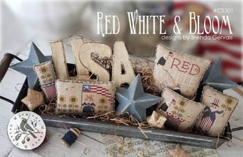 PT CS WTNT Red White & Bloom