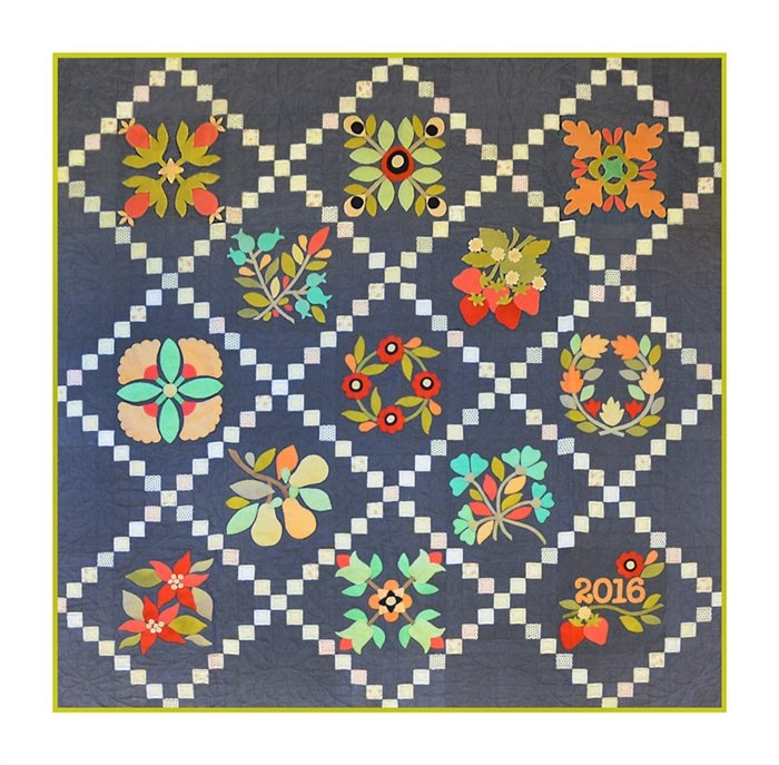 PT W Fig Tree Retro Wool Farmhouse Block of the Month