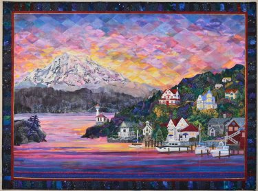 Art Quilts for Sale : quilting artist - Adamdwight.com