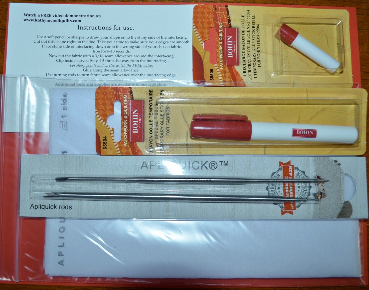 Apliquick basic kit