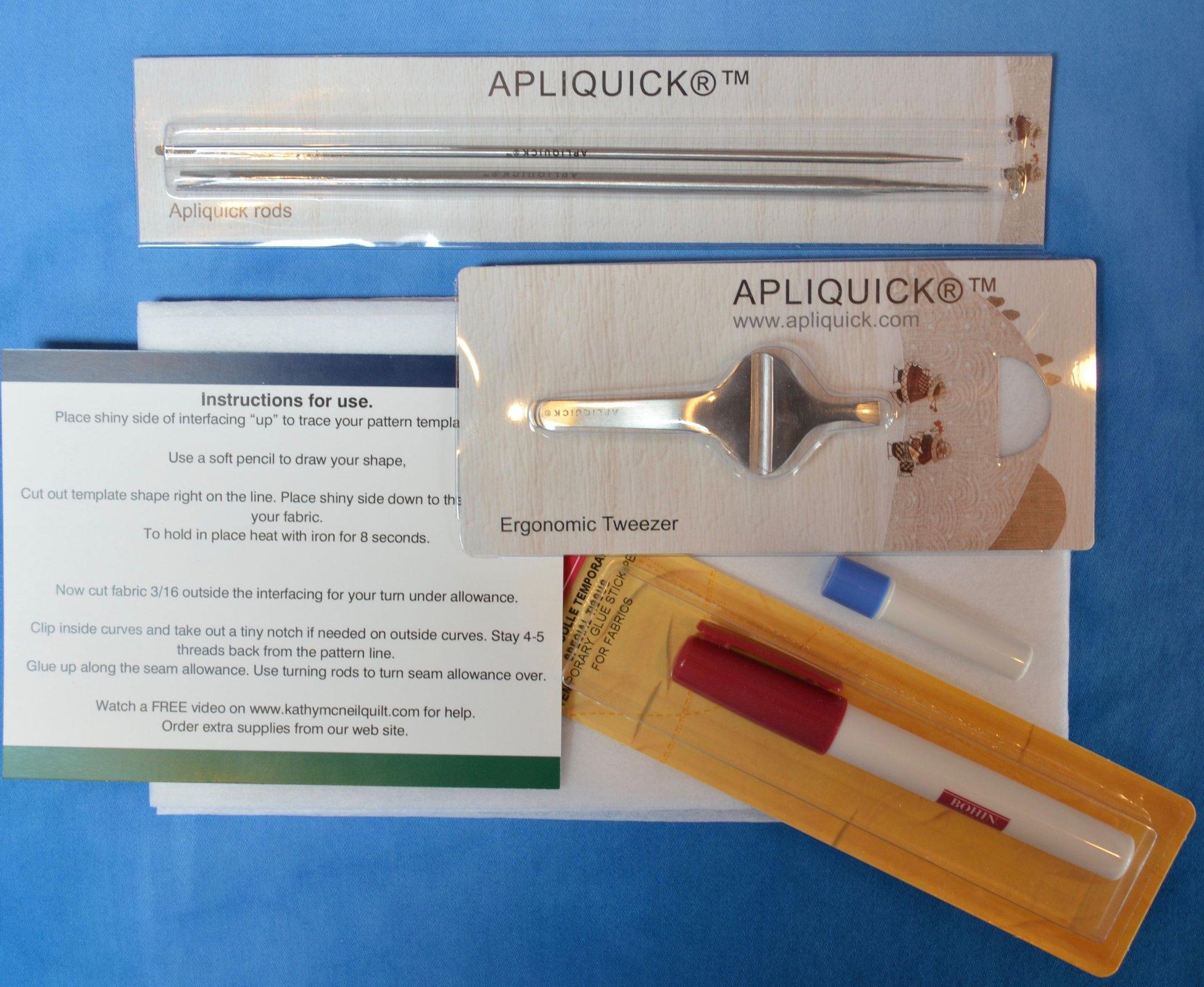 Apliquick  complete tool kit