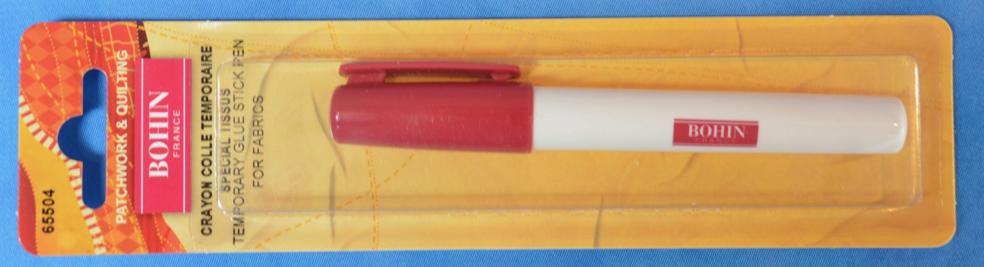 Ten glue pens