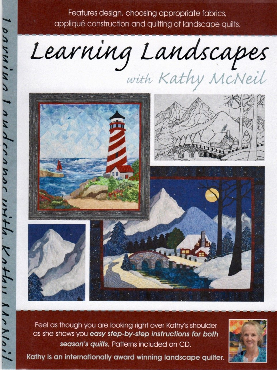 Learning Landscapes DVD