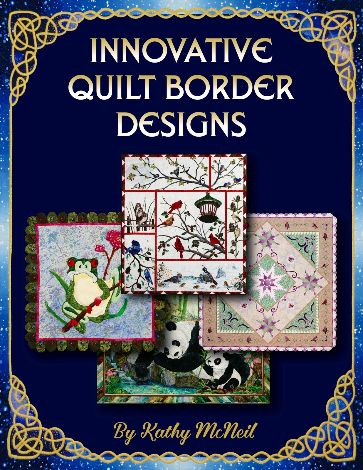 Innovative Quilt Borders, Digital copy