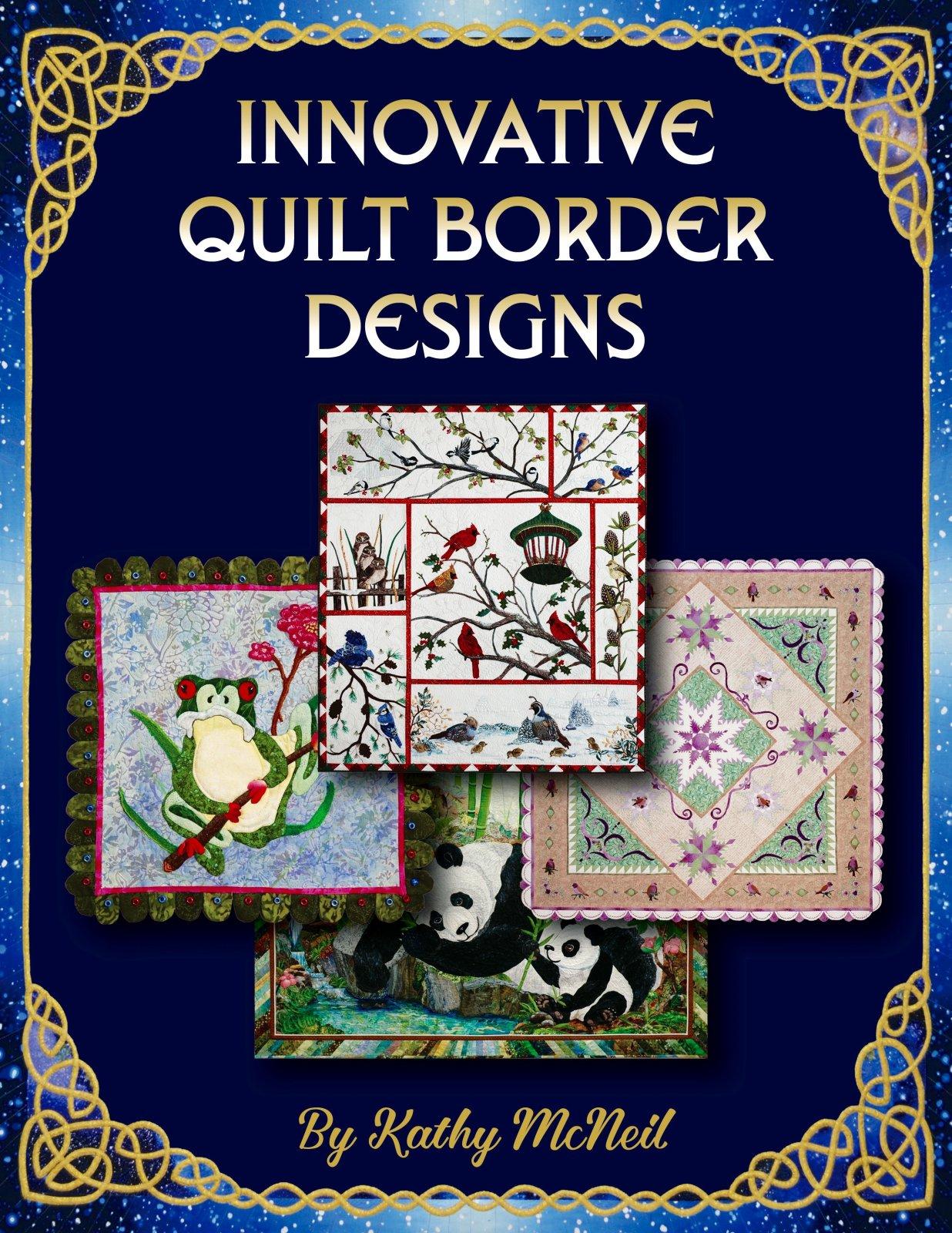 Innovative Quilt Borders, Digital copy