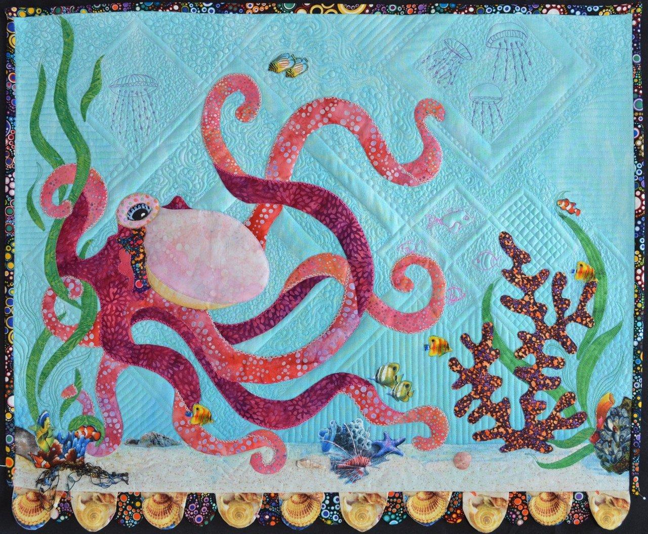 Octopus Garden pattern