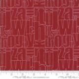 510911-12 Brick Red