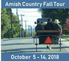 Amish Country Fall group trip Pennsylvania