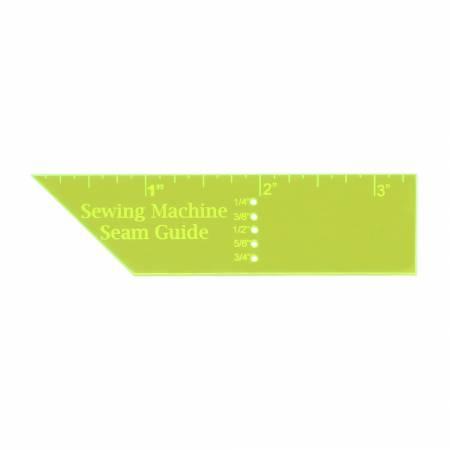 Lori's Seam Guide - Sewing Machine
