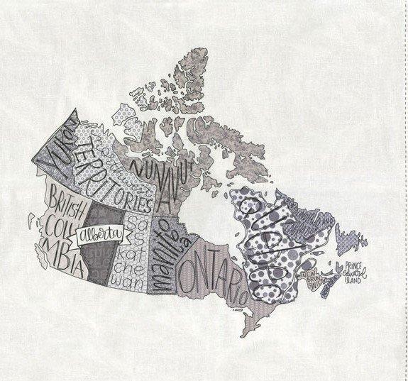 Metropolis Grunge Canada Panel Fog