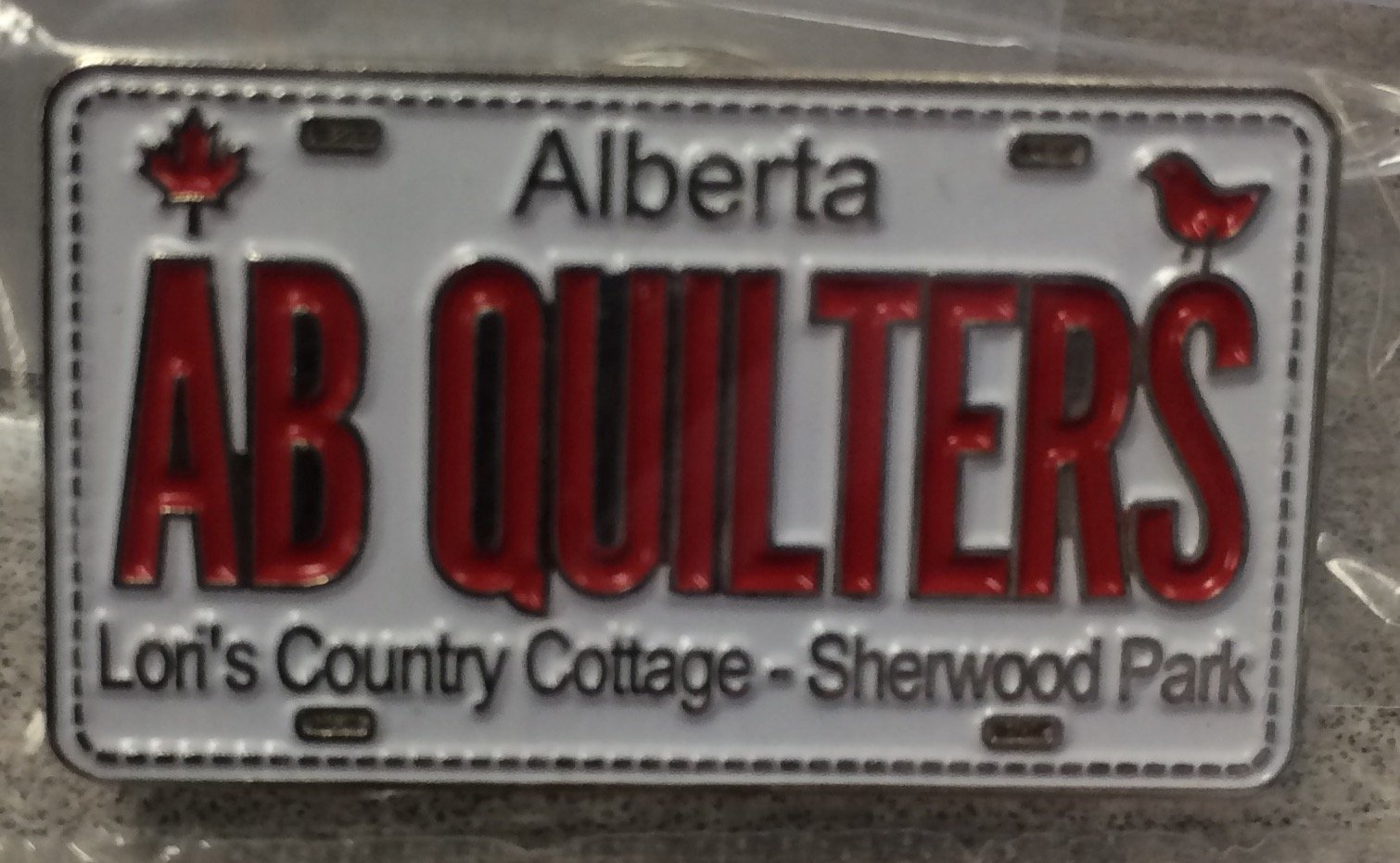 AB Quilters Pin