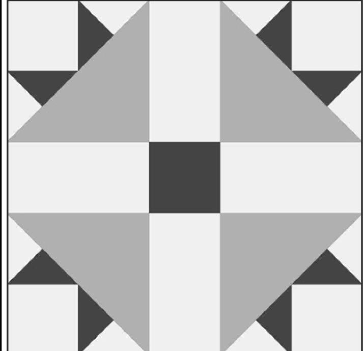 Block 10 Samuel (Cross & Crown)
