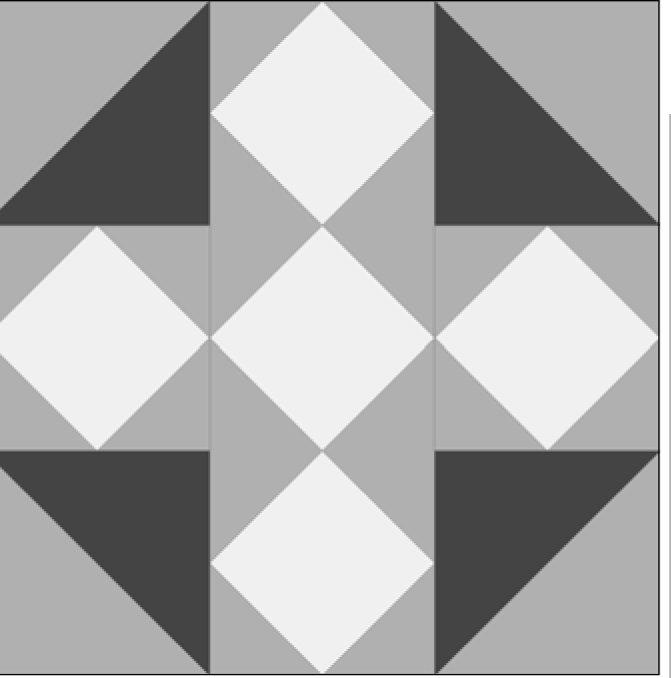 Block 47 Matthew (Five Crosses)