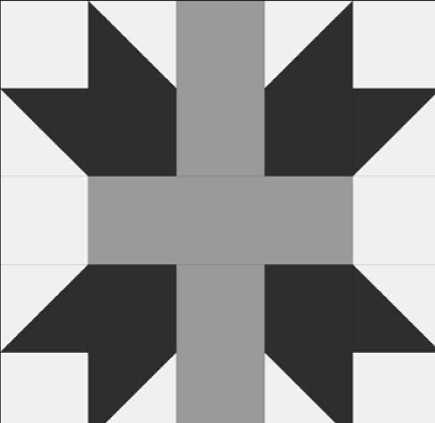 Block 61 Timothy 1 (Greek Cross)