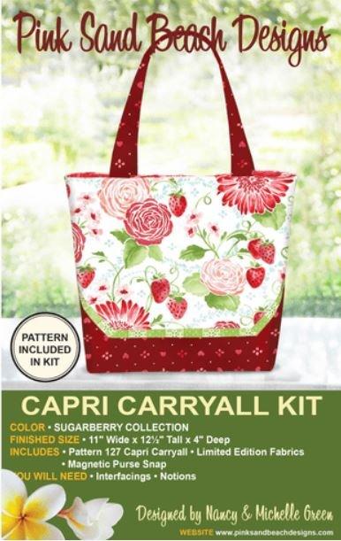 Capri Carry All Tote