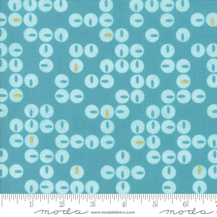 A Day in Paris - Teal - 51683-17M
