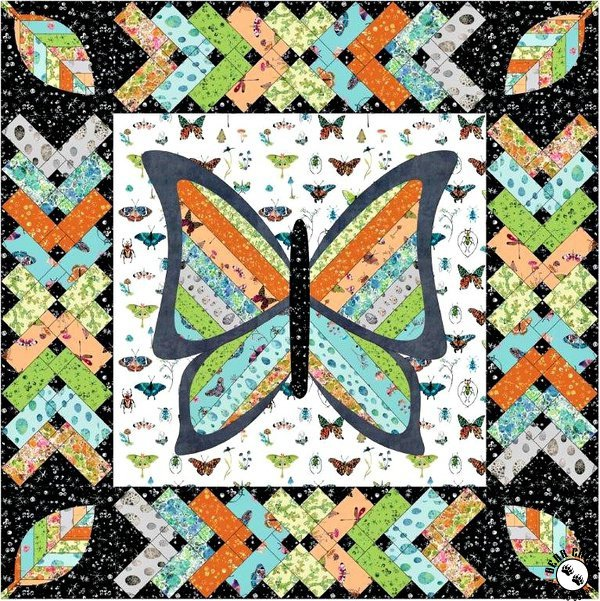 Curio Empress All A Flutter Quilt