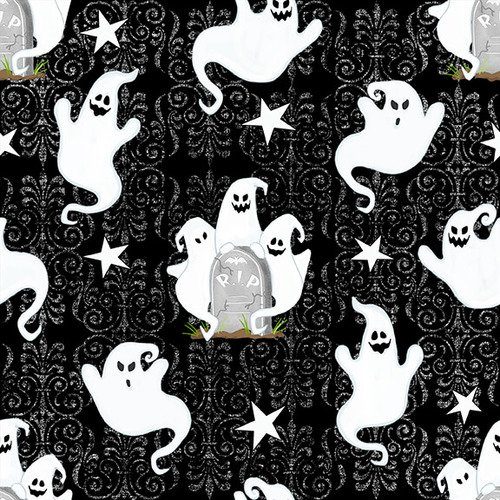 Ghostly Glow Town - 1673G-99