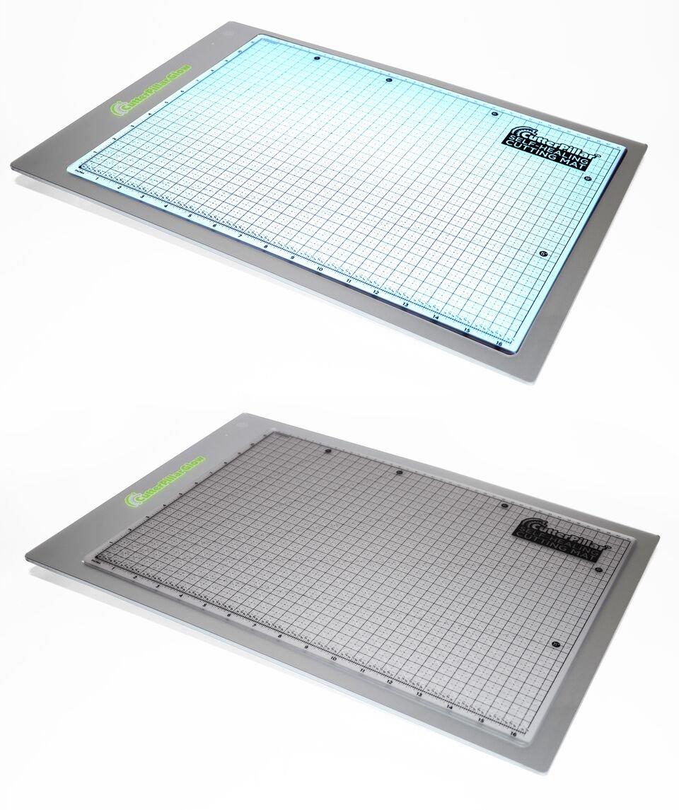 CutterPillar Glow Tables