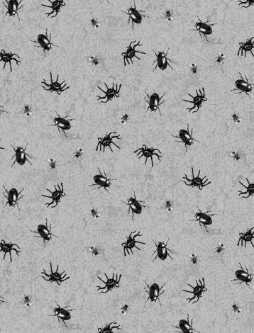 Gone Batty - 56064-991 - Creepy Crawley Toss Light Gray