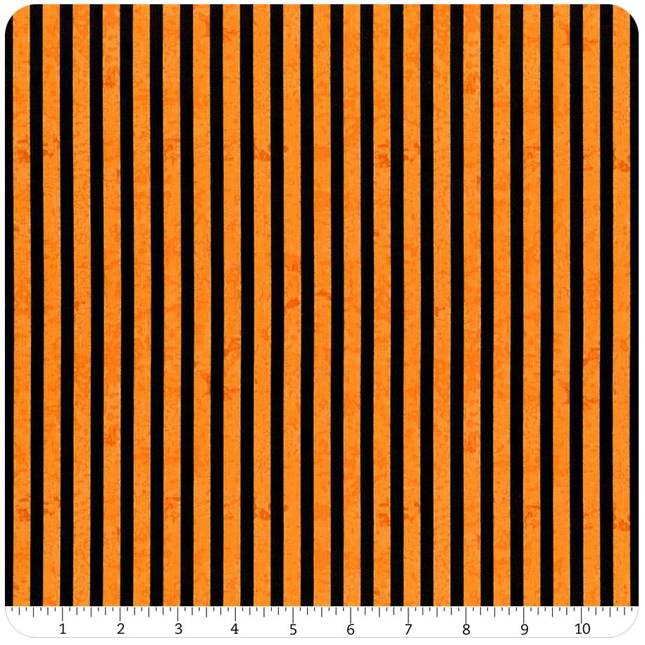 Gone Batty - 56066-899 - Orange/Black Stripe