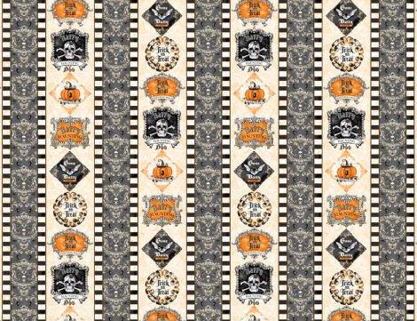 Gone Batty - 56061-198 - Repeating Strip Multi