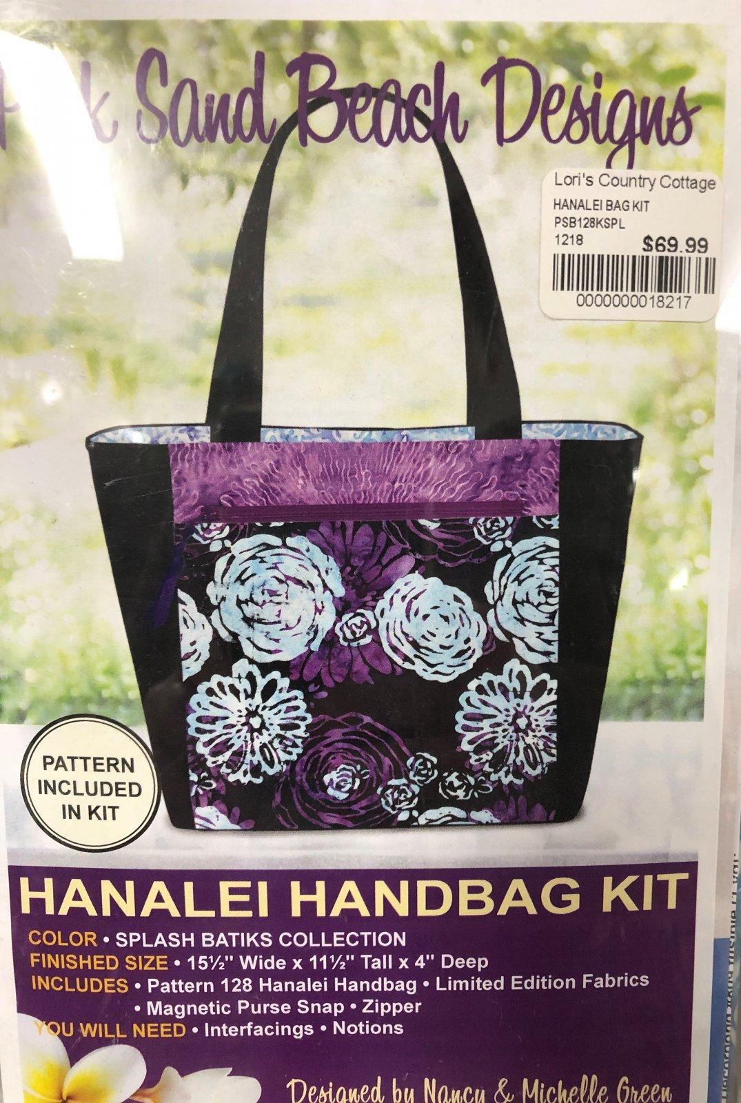 Hanalei Bag Kit