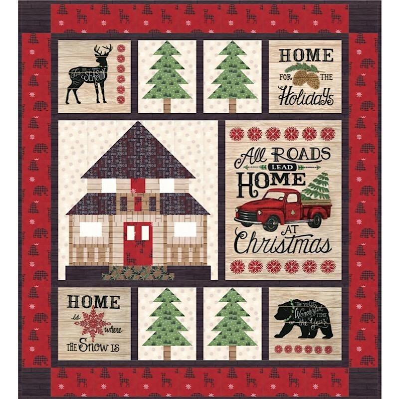 Holiday Lodge by Deb Strain