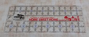2016 Home Sweet Home Ruler