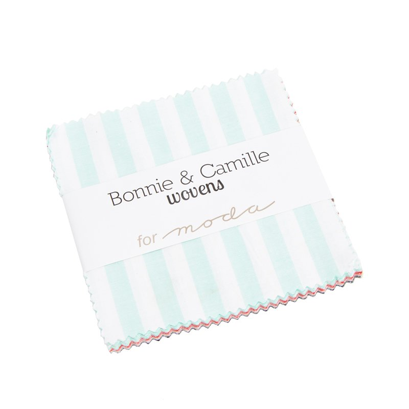 Bonnie Camille Woven 5 Charm Pack PP12405