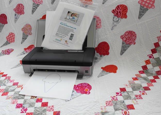 Print & Piece Fuse Lite