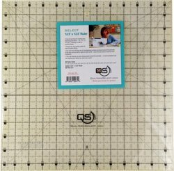 Quilter's Select Ruler - 12.5 square
