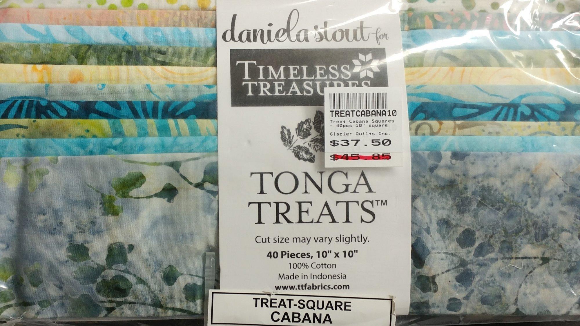 Tonga Treats Cabana