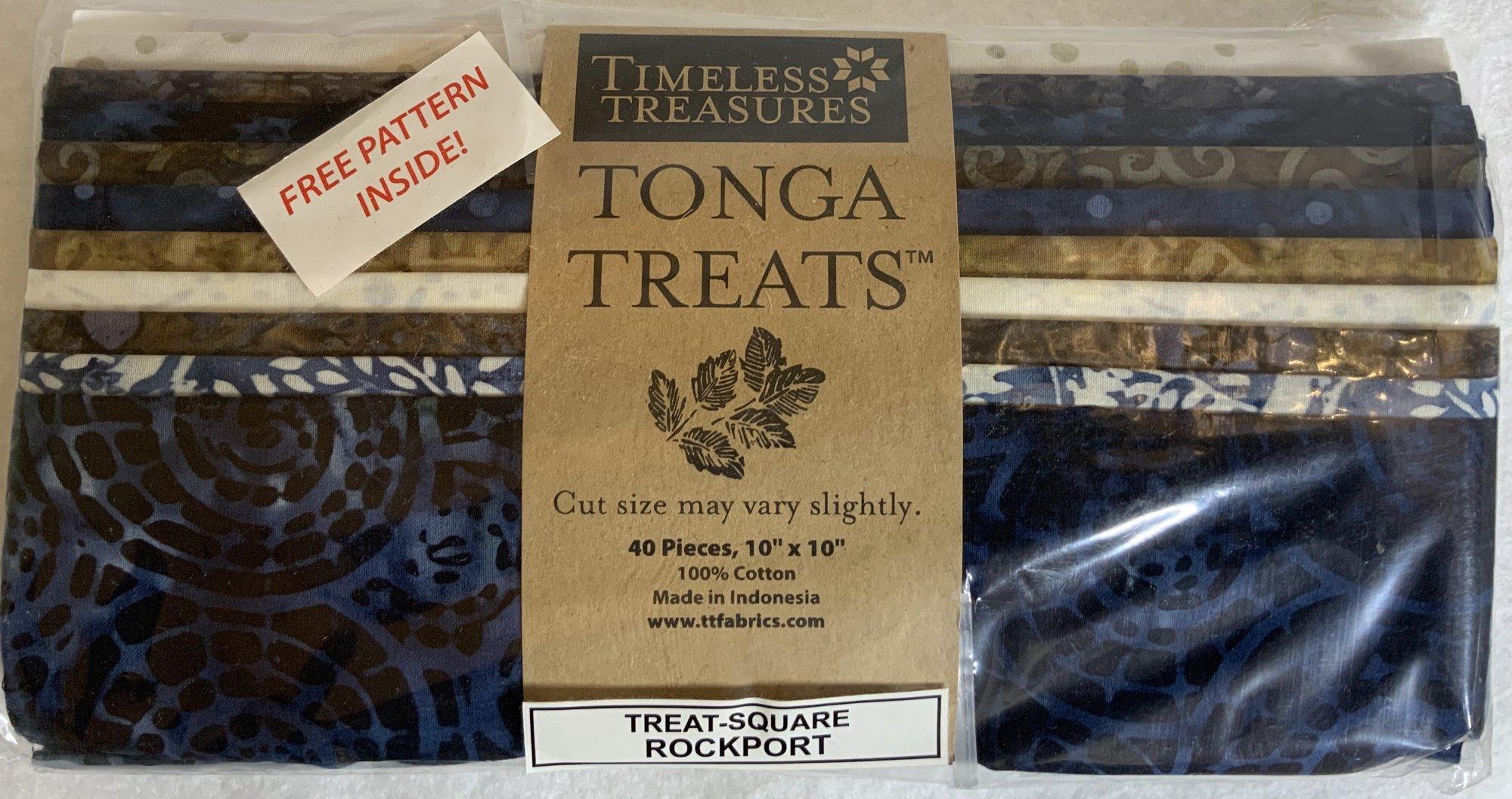 Tonga Treats Rockport