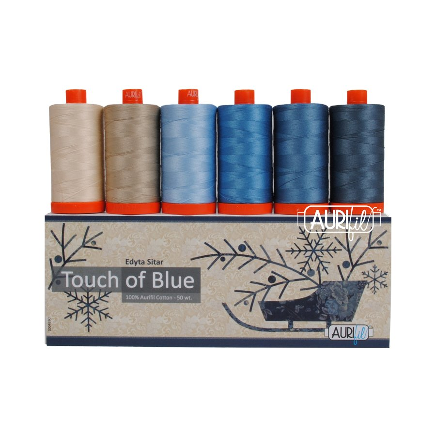 Touch of Blue - 6 Spool Pack