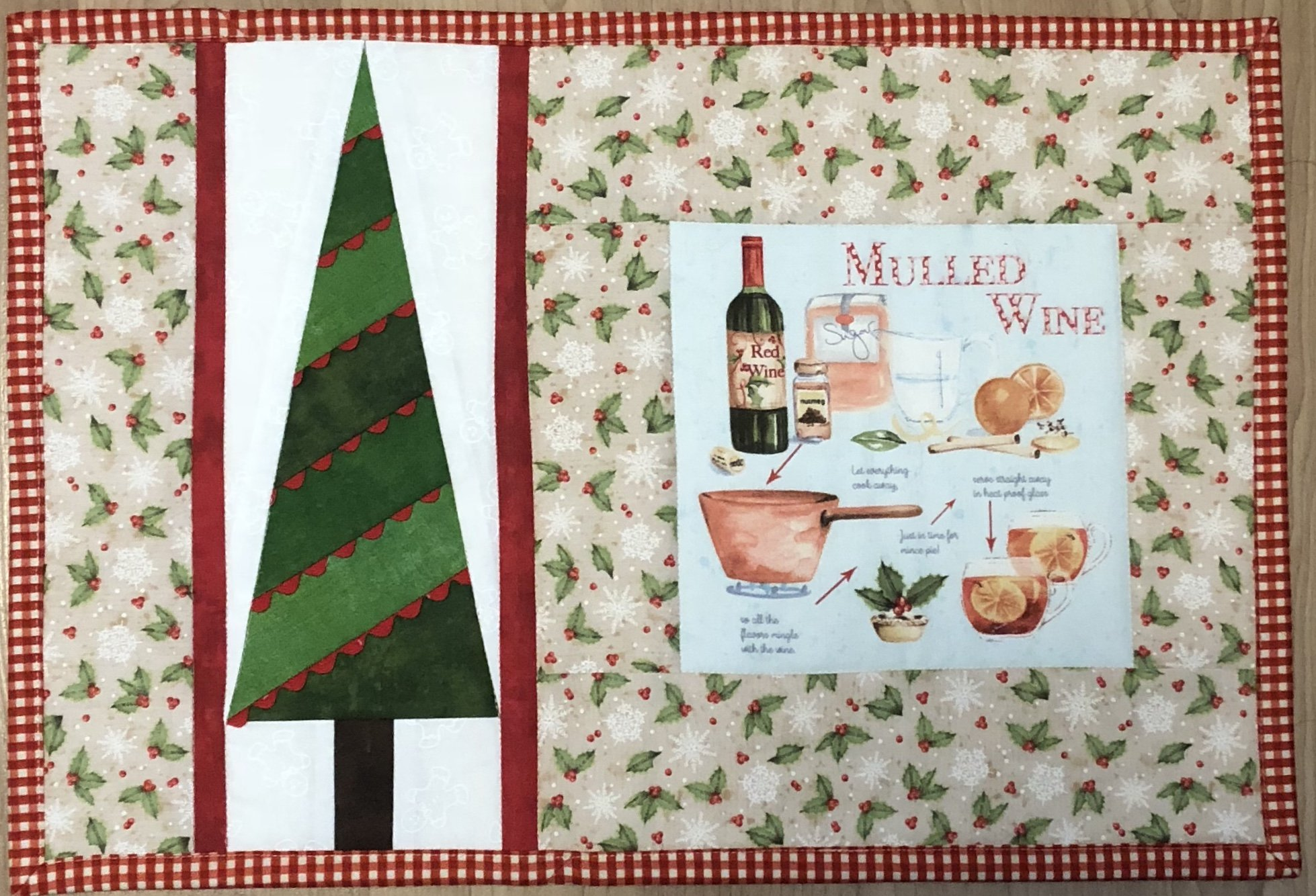 Trim The Table Placemats (10 per kit)