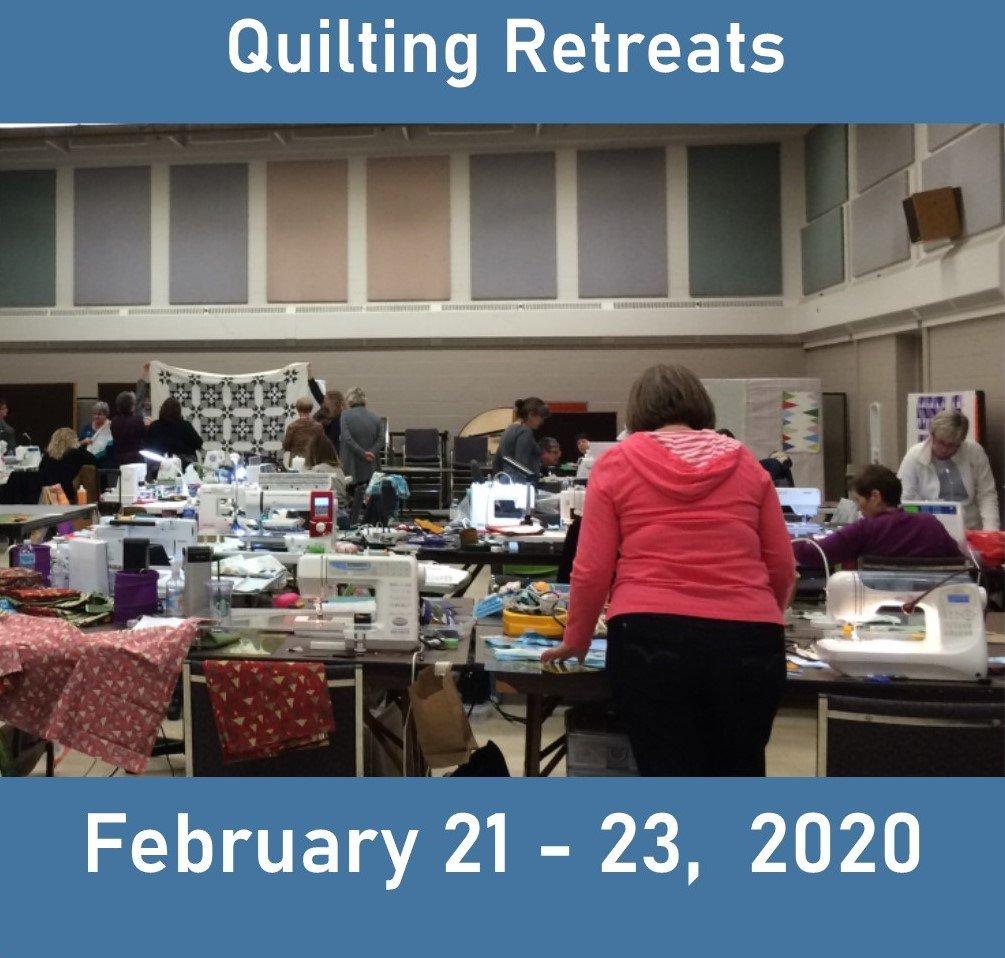 Winter 2020 Quilting Retreat