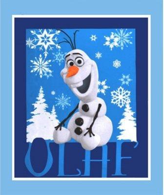 Olaf Panel  53552-1600715