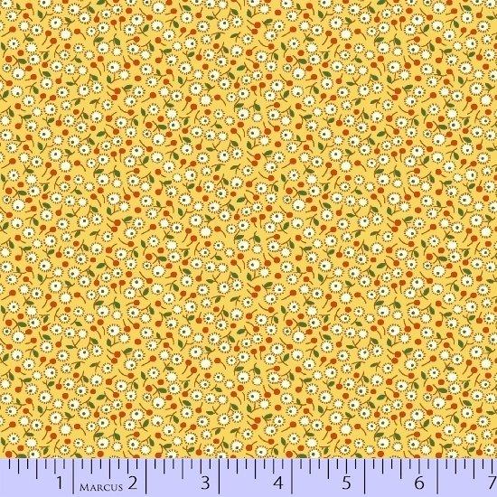 Aunt Grace Simpler Sampler Yellow Dandelion 5865-0333