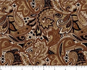 Perfectly Paisley 17893FQB