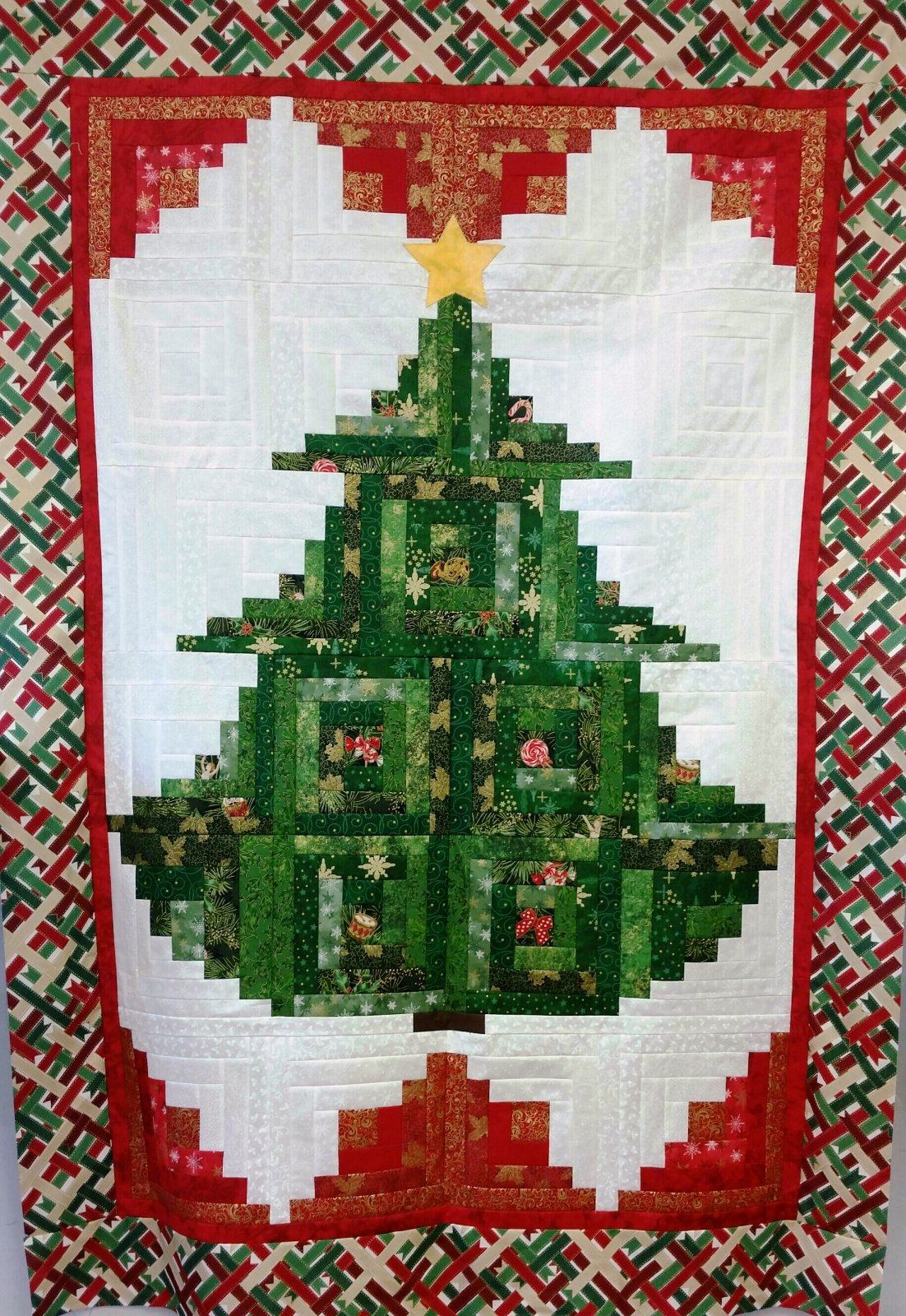 Christmas Quilt  2016