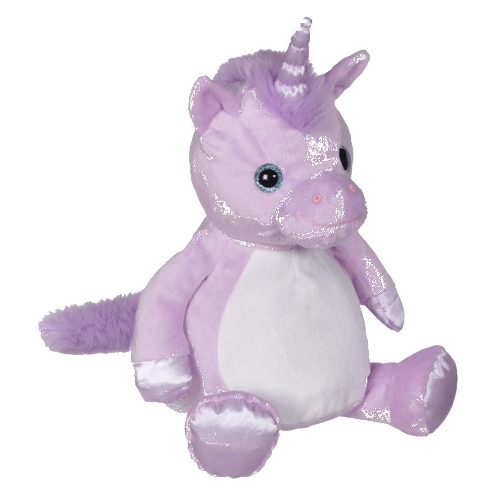 lette Unicorn Buddy Purple EB41098