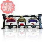 Bench Pillows - January KBBPJAN