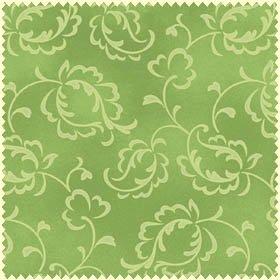 Soft Green Paisley my secret garden MAS1976-G