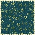Ocean Blue Leaf w/Dot MAS7890-N2