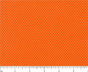 Mini dot orange 20707-A20
