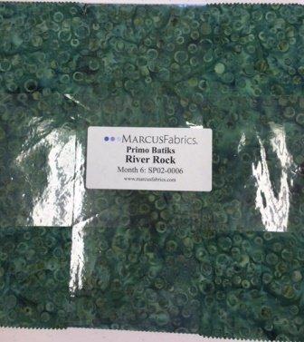 River Rock Block 6