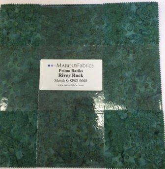 River Rock Block 8